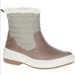 Merrell Haven Bluff Waterproof Winter Boots